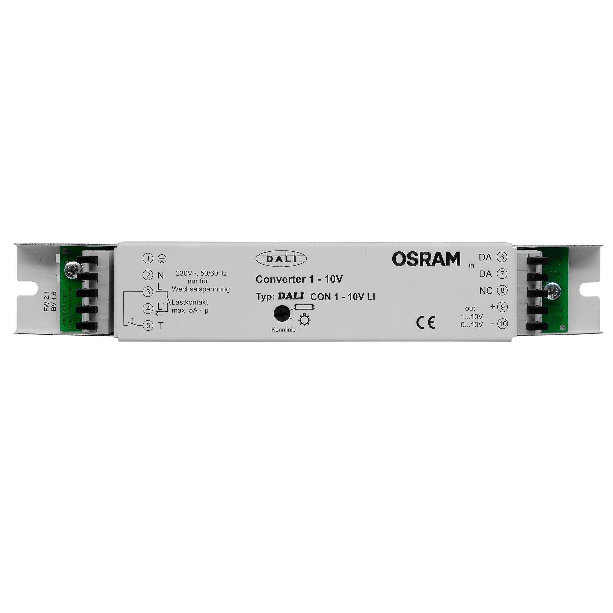 Oti Dali Dimmable Driver Constant Voltage 240v 24v White