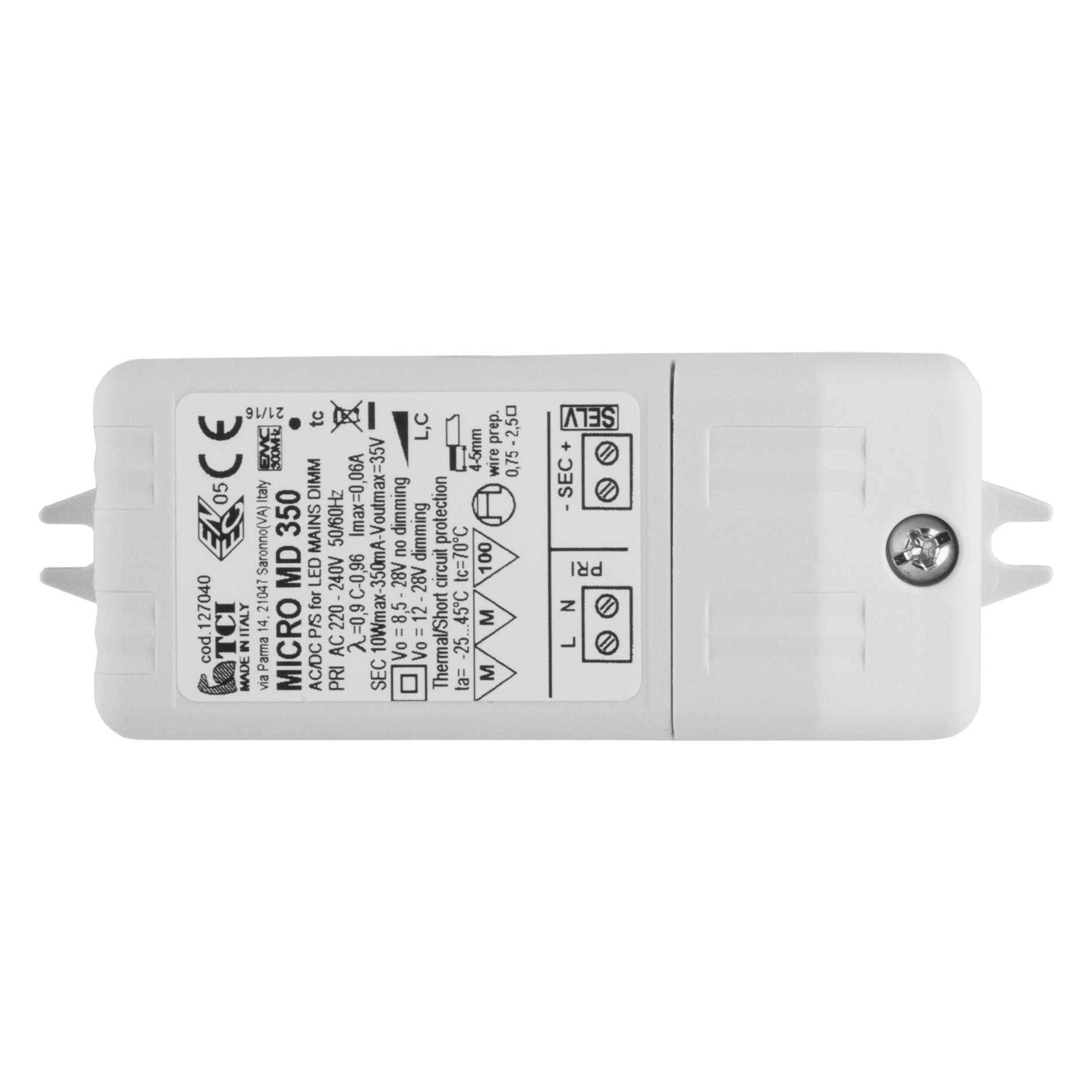 Dimming Led Driver 6w 10w 350ma Wireless Radio Technology Dimmers For Circuits Dimmer Circuit Simple Jpg