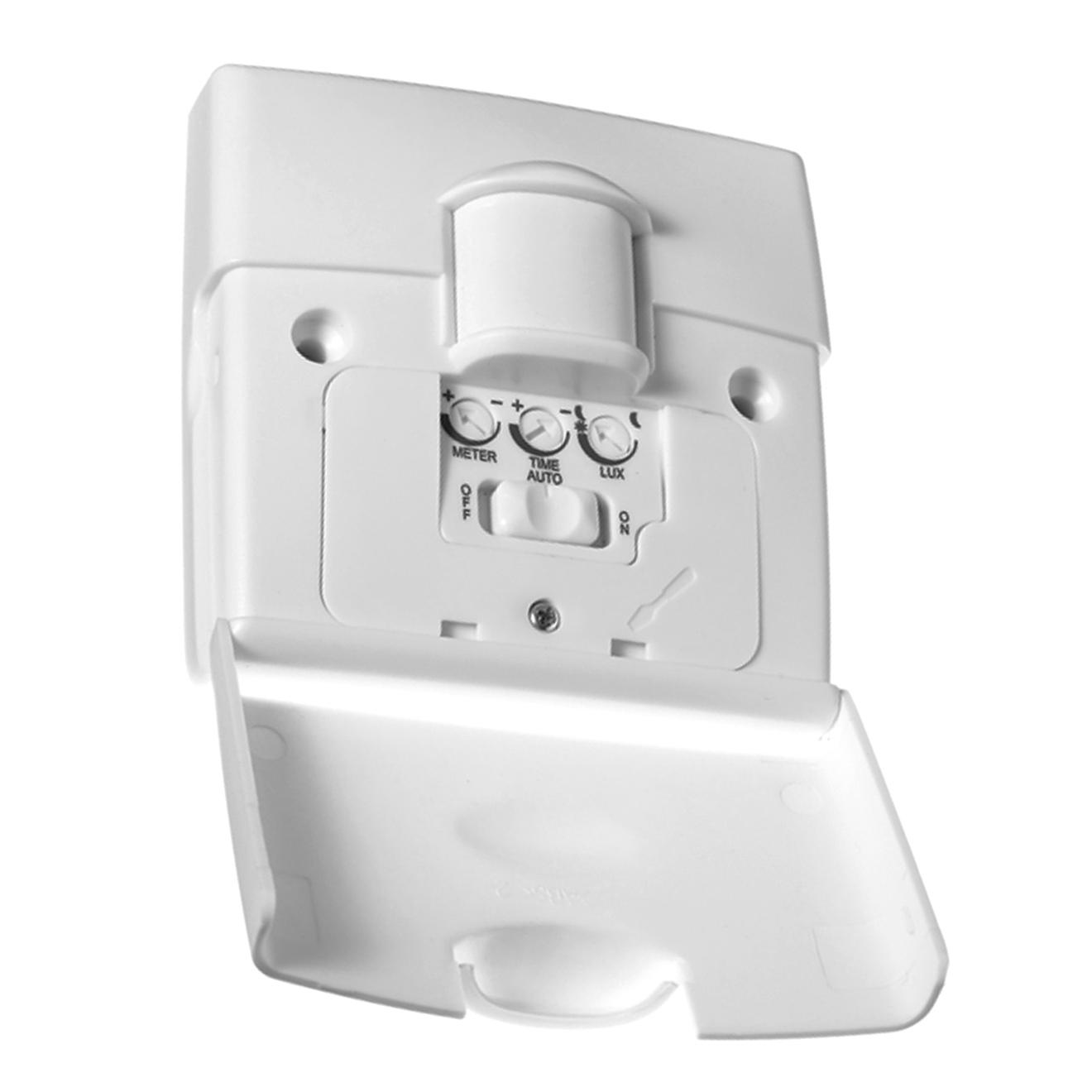 180° Motion Sensor PIR Light Switch White 500W | Wireless Radio ...