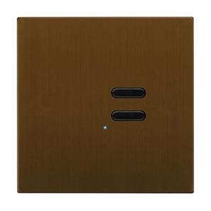 Wise Switch 2 Channel Antique Bronze 3V