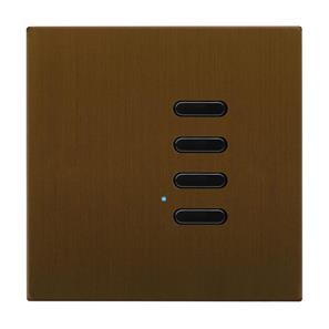Wise Switch 4 Channel Antique Bronze 3V