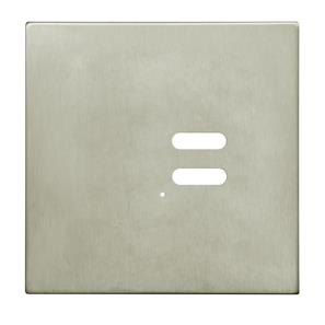 Wise Intense Satin Nickel Plate