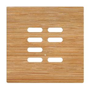 Wise Intense Oak Plate