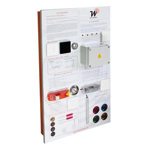 Wise Controls Wall Display Unit