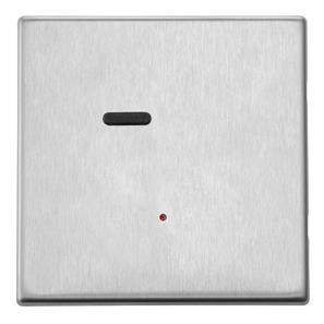 Wise Vogue Switch Satin Stainless Steel 1 Channel
