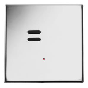 Wise Vogue Switch Polished Stainless Steel 2 Channel
