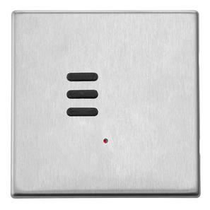 Wise Vogue Switch Satin Stainless Steel 3 Channel