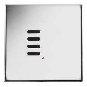 Wise Vogue Switch Polished Stainless Steel 4 Channel