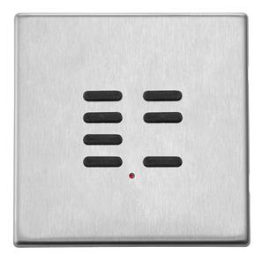 Wise Vogue Switch Satin Stainless Steel 7 Channel