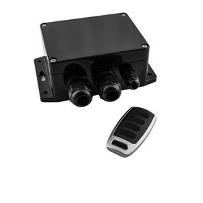 Wise Box One Kit includes Keyfob 1 Channel, 16 Amps