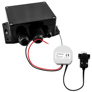 Wise Box One Receiver & RS232 Interface 1 Channel, 16 Amps