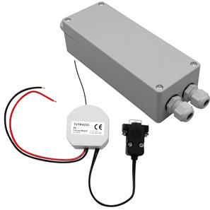 Wise Prism Master & RS232 Interface 12/24V 5 x 100W
