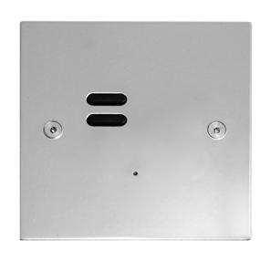 Wise ID Switch Polished Stainless Steel 2 Channel
