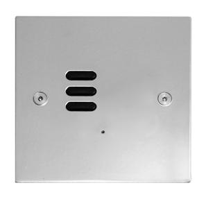 Wise ID Switch Polished Stainless Steel 3 Channel
