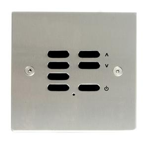 Wise ID Switch Satin Stainless Steel 7 Channel