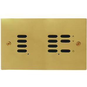 Wise ID Switch Polished Brass 7 + 4 Channel