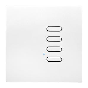 Wise Switch 4 Channel Primed White 3V