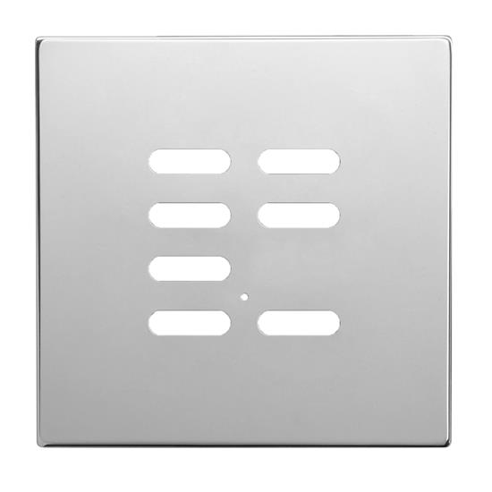 Wise Intense Polished Stainless Steel Plate