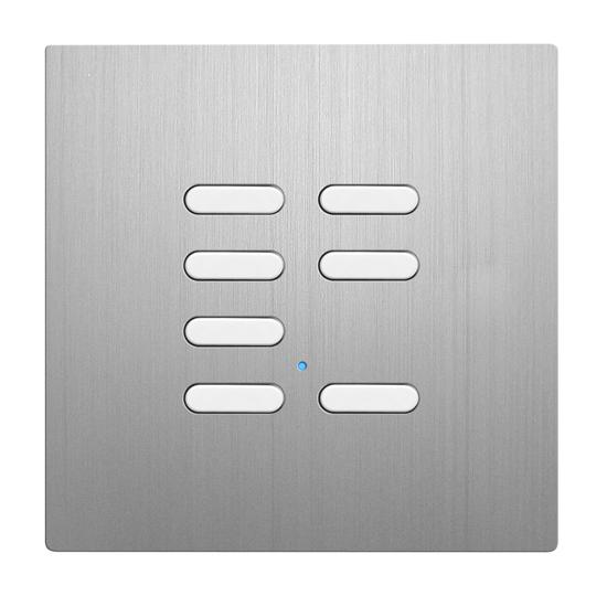 Wise Switch 7 Channel Aluminium 3V