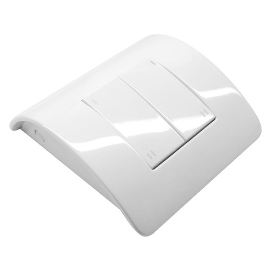 Wise Mouse Switch  4 Channel White