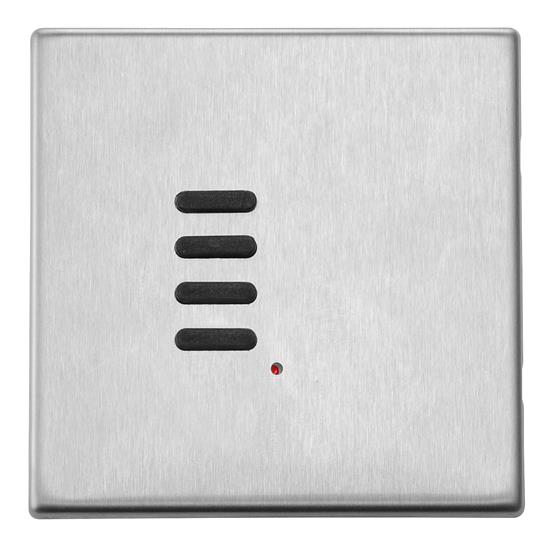 Wise Vogue Switch Satin Stainless Steel 4 Channel