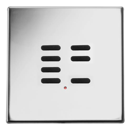 Wise Vogue Switch Polished Stainless Steel 7 Channel