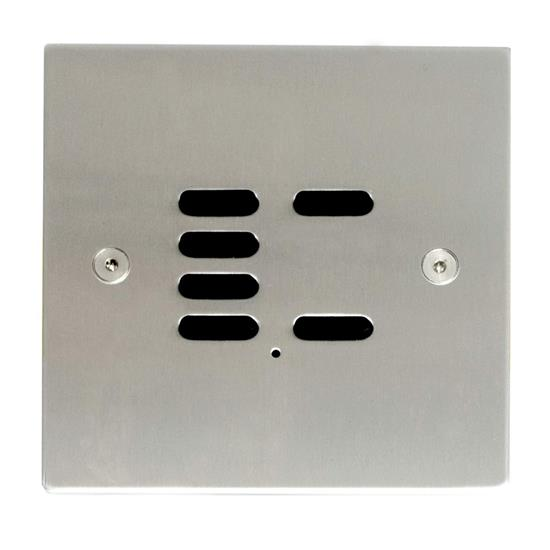 Wise ID Switch Satin Stainless Steel 6 Channel