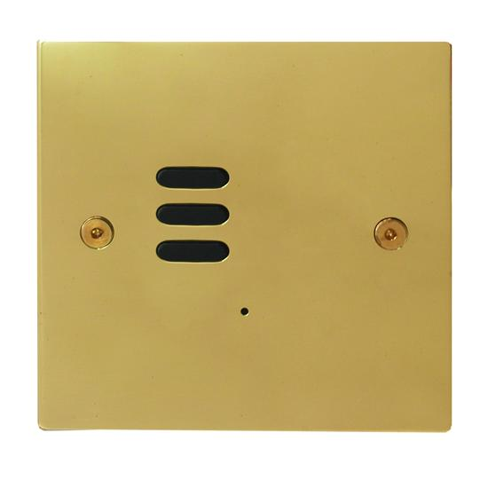 Wise ID Switch Polished Brass 3 Channel