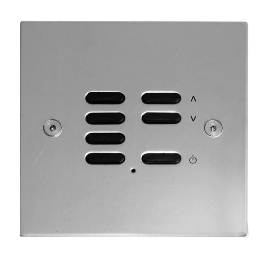 Wise ID Switch Polished Stainless Steel 7 Channel