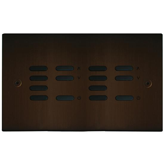 Wise ID Switch Antique Bronze 7 + 7 Channel