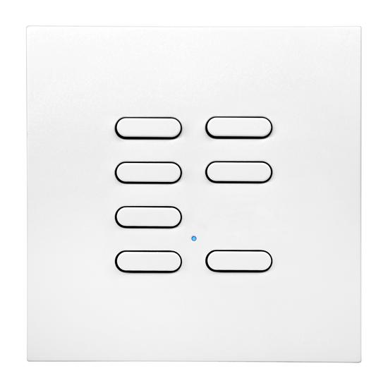 Wise Switch 7 Channel Primed White 3V