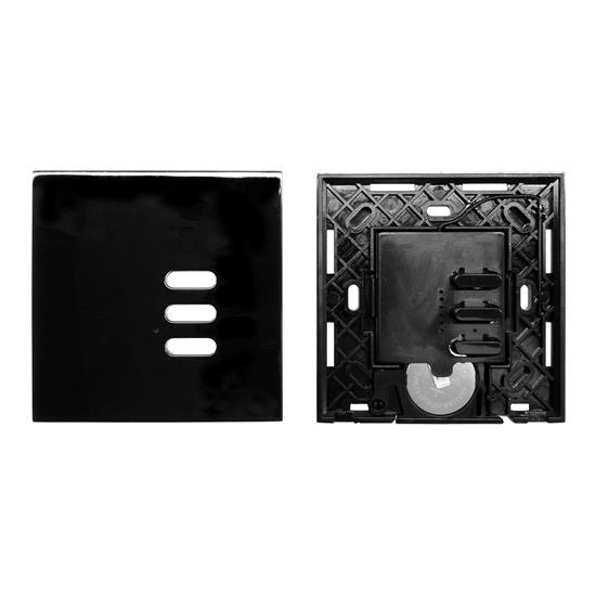 Wise Switch 3 Channel Black 3V