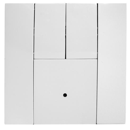 Wise Style Switch 2 Channel White