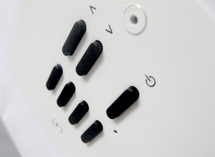 Wise ID Switch Primed White 7 Channel Example